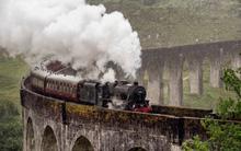 Đã là fan ruột của Harry Potter thì nhất định phải tới đường ray Hogwarts thứ thiệt ngoài đời này!