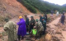 Quảng Nam: Đã tìm thấy thi thể nạn nhân thứ 3 trong vụ sạt lở núi khiến 4 người bị vùi lấp