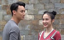 Rocker Nguyễn tiết lộ bị chó, dê quấy rầy... khi hôn Angela Phương Trinh trong Glee Việt