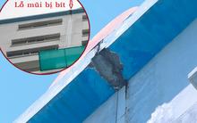 """Kỹ sư xây dựng cảnh báo mối nguy hại khi """"lỗ mũi"""" tòa nhà HUTECH bị bịt kín, nhà trường nói gì?"""