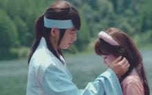 """Web drama """"Thiên Ý"""": Hari Won tự tử đầu thai thành ca sĩ, hé lộ cảnh BB Trần """"thả thính"""" nam chính"""