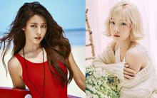 Seolhyun bình luận trên Instagram của Taeyeon sau khi Taeyeon đề cập đến cô trên radio