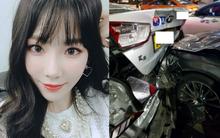 Sốc: Taeyeon (SNSD) bị tai nạn xe liên hoàn, vào bệnh viện vì có dấu hiệu đau tức ngực