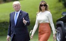 Bà Melania cùng con trai sẽ chuyển tới Nhà Trắng vào tuần tới, đúng ngày sinh nhật của ông Trump