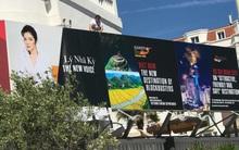 Sự thật thông tin Lý Nhã Kỳ dùng 1 trong 3 pano quảng bá Việt Nam tại Cannes cho mục đích cá nhân