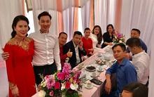 MC Thành Trung bí mật tổ chức lễ ăn hỏi với bạn gái 9x sau 4 năm yêu nhau
