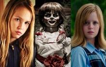 """Đây là 2 cô bé khiến cho búp bê ma Annabelle cũng phải """"khóc nhè"""" bỏ chạy"""