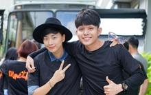 Ngô Thanh Vân để tóc ngắn cá tính đến ủng hộ phim Tết của Jun Phạm