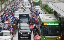 Hà Nội treo thưởng 4 tỷ đồng tìm giải pháp chống ùn tắc