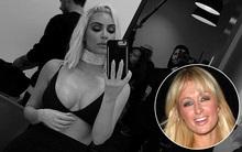 Kim Kardashian chúc mừng sinh nhật Paris Hilton nhưng lại... đăng hình chụp chính mình