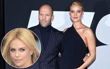 """Vợ đang mang bầu của Jason Statham ghen vì chồng thân mật với mỹ nhân """"Fast 8""""?"""