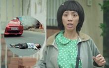 """Bị bắt cóc chưa đủ, mẹ Mưa còn phải chứng kiến con bị xe tông trong """"Nắng 2"""""""