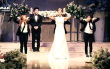 """Cô dâu gây sốt với màn nhảy """"TT"""" của TWICE trong đám cưới"""