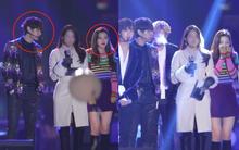 Rộ lên hình ảnh được cho là bằng chứng hẹn hò của V (BTS) và Joy (Red Velvet)