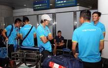 U22 Việt Nam đặt chân đến Malaysia, ở khách sạn 5 sao