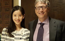 """""""Hot girl trà sữa"""" bất ngờ được diện kiến tỷ phú Bill Gates"""