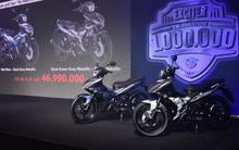 Yamaha Việt Nam ra mắt Exciter 150 phiên bản Giới hạn mừng 1 triệu chiếc bán ra sau hơn 10 năm