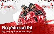 U23 Việt Nam đỏ chói giữa tuyết trắng Thường Châu: Bộ phim sử thi đẹp đến lặng người từ hai sắc màu bi tráng
