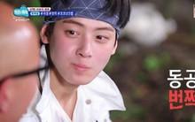 """""""Mỹ nam bước ra truyện tranh"""" Cha Eunwoo từng gây sốt khi để lộ mặt mộc trong show thực tế"""