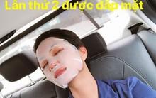 Hồng Duy Pinky đắp mặt nạ mỗi ngày, thế mà Hoa hậu H'Hen Niê tới giờ mới là lần thứ 2 trong đời