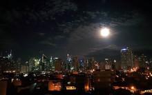 Chiêm ngưỡng những bức hình sự kiện thiên văn thế kỷ Siêu trăng xanh máu diễn ra tối nay