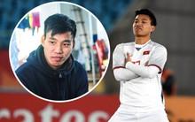 Văn Thanh nói về màn khoanh tay ăn mừng và tiết lộ chàng cầu thủ mà anh quý mến nhất trong đội tuyển U23 Việt Nam