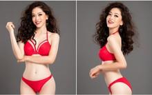 Clip: Á hậu Phương Nga khoe vóc dáng nóng bỏng trước giờ trình diễn bikini tại Miss Grand International 2018