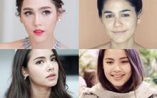 Khi minh tinh hàng đầu Thái Lan trút bỏ lớp son phấn: Người đẹp bất ngờ, kẻ kém sắc và già đi cả chục tuổi