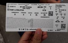 VFF giải thích lý do hết vé trận Việt Nam đối đầu Malaysia tại vòng bảng AFF Cup 2018