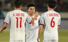 Tiền vệ Quang Hải hứa với người hâm mộ sẽ chiến đấu hết mình ở trận gặp Malaysia