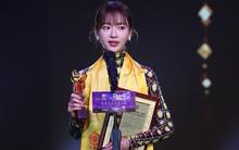 Hoa Đỉnh 2018: Ngô Cẩn Ngôn giật giải Nữ diễn viên truyền hình xuất sắc mảng cổ trang