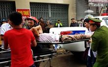 Cháy kho hàng ở Nghệ An: 1 người bị thương, thiệt hại hàng tỉ đồng