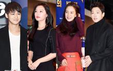 """Nữ thần """"Hậu duệ mặt trời"""" bê cả nửa showbiz đến dự: Song Ji Hyo đánh bật loạt mỹ nhân, Bi Rain dẫn đầu dàn tài tử"""