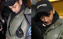"""Chồng kém 9 tuổi của """"nữ hoàng nhạc phim"""" Baek Ji Young lờ đờ xuất hiện sau khi bị bắt vì sử dụng ma túy đá"""