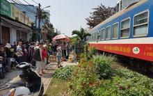 Đà Nẵng: Trên đường đi sắm đồ Tết, người phụ nữ bị tàu hỏa tông chết thương tâm
