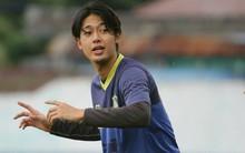 """Ngoài Bùi Tiến Dũng, """"fan girl"""" lại phát sốt với cầu thủ Nhật điển trai, cao 1m88 của FLC Thanh Hóa"""