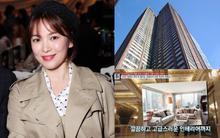 Tiết lộ hình ảnh căn hộ cao cấp 41 tỉ tọa lạc giữa lòng New York Song Hye Kyo từng sở hữu