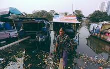 Tết bình dị của người dân xóm chài lênh đênh giữa Sài Gòn: Mâm cỗ đơn giản chỉ với mấy con cá khô