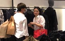 Soobin Hoàng Sơn lộ ảnh mặc đồ đôi, cùng đi mua sắm với bạn gái tin đồn?