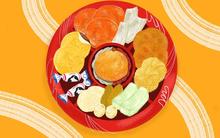 Ý nghĩa của khay bánh kẹo ngày Tết ở Trung Quốc