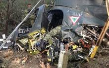 Bộ trưởng Nội vụ Mexico thoát chết trong tai nạn trực thăng quân sự