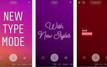 Instagram cập nhật thêm cách tạo Stories mới, chỉ là chữ thôi mà lung linh đến xiêu lòng
