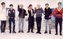 BTS, EXO, TWICE nằm trong TOP10 nhóm nhạc được yêu thích nhất toàn cầu