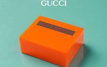 Gucci tặng hẳn thiết bị đếm ngược tới ngày diễn ra show cực cool cho khách mời