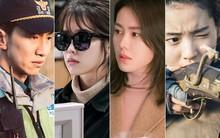 """Đầu năm, Lee Kwang Soo, IU, Son Ye Jin và biên kịch """"Goblin"""" tung """"thính"""" ồ ạt cho loạt phim mới"""
