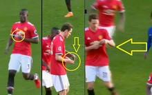 Mourinho thực sự đã viết gì trong mẩu giấy bí mật đưa cho học trò cưng?