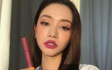 Đăng ảnh selfie quảng cáo màu son mới của 3CE, Park Sora gây giật mình vì đôi môi tô vẽ quá đà đáng sợ như Joker