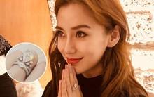 Angela Baby đeo nhẫn cưới trị giá hàng chục tỷ đồng, hạnh phúc đón sinh nhật bên Huỳnh Hiểu Minh tại Pháp