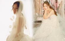 Khoảnh khắc Min Hyo Rin đạt đến đỉnh cao nhan sắc: Khi trở thành cô dâu trong bộ váy cưới trắng muốt