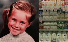 Thích thú khi thấy ảnh mình trên hộp sữa, bé gái nài nỉ bố dượng mua bằng được và nhờ vậy, bí mật về quá khứ của em đã hé lộ